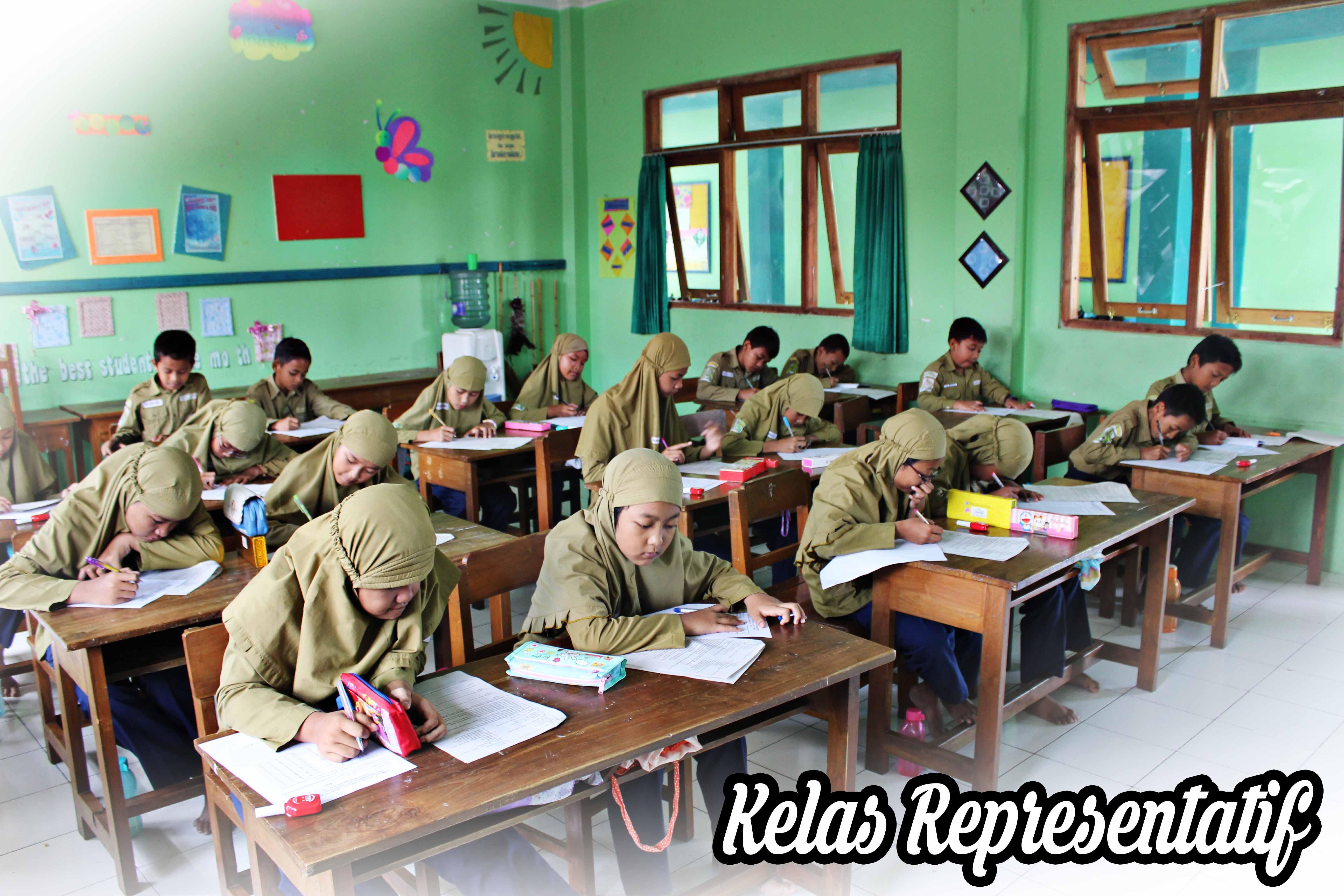 Ruang Kelas Yang Representatif Sdit Muhammadiyah Sinar Fajar Penataan ruang kelas yang baik