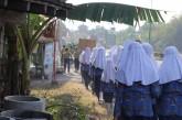 Foto SD Muh Sinar Fajar Gebyar Muharram SiFa 1441H